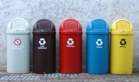 Раздельный сбор мусора в Швеции